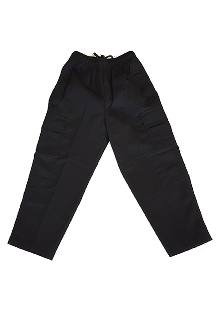 Methven Primary Cargo Pant Black